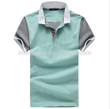 polo shirt men dri fit shirt design in china