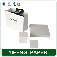 China jewelry packaging box customized logo printed jewelry paper box recyclable box for jewelry wholesale