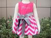 2015 New Arrival Modern baby girl baptism dress/girl baby feather dress/little girl dresses