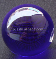 60mm Sapphire Blue crystal ball crystal glass sphere