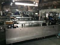 High speed blister packing machine DPP-260H with Omron/Siemens Servo Motor