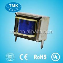Small Single Phase PCB Mounting toroidal 4000w step down transformer 220v to 110v voltage converter