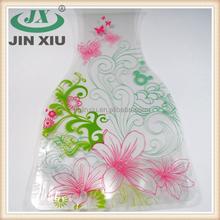 Wholesale beautiful shatterproof folding flower vase plastic bag