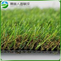 Plastic material sintetic turf landscaping carpet artificial grass garden mat AG2015
