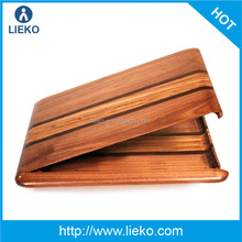 Wood bamboo Case for iPad 3