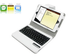 High quality top sell for ipad mini 1 2 3 abs keyboard case