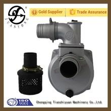 """7HP 3600RPM 16000GPH 3 """" entrada de salida de basura de agua de la bomba de GAS EPA 4 tiempos gasolina"""