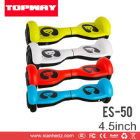 4.5 inch balancing electric scooter,topway es-50 4.5 inch balancing electric scooter