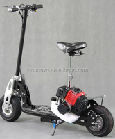 2015 popular Petrol scooter 50 in gas scooters Standing up