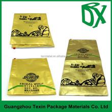 food industrial use animal feed bags aluminum foil plastic bag for 8kg pet food