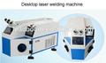 Portable laser bijoux spot machine de soudure lbtw90w/yag série