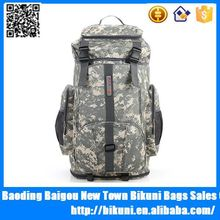 2015 Hot-Selling 65L Camping Hiking Tactical Military Backpack Military Bag