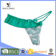 Feminine Small Pure And Fresh Women G String Underwear Of Factory Supplier Wide Style