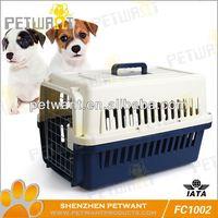 sloping dog cage/big dog cage/plastic dog cage wheels