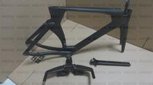 China Carbon Bike TT Time Trial Frame/Carbon Bicycle Frame Track 700c TT Frame Size 51/54/57cm OEM painted