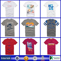 Chinese clothing companies fitted autumn t shirt price china