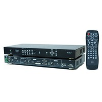 """G-502ST Passive 3D video processor with edge blending for more than 300"""" 3D e-cinema"""