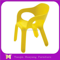 2015 High quality creative design colorful plastic stacking outdoor chair, HYH-A310