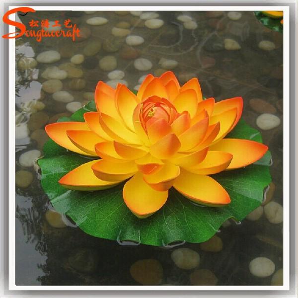 Decrative artificial lotus flower for sale buy lotus for Lotus plant for sale