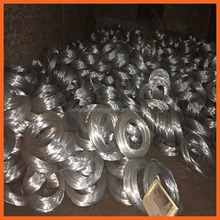 galvanized iron wire with high quality and competitive price (anping county honghuawiremesh)