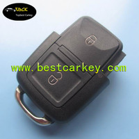 High quality 2 button car key unit 433Mhz 1JO 959 753 AG for vw remote key