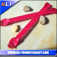 2015 New design colorful plastic decorative shoe horn