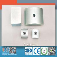 NdFeB Magnet For AC Motor