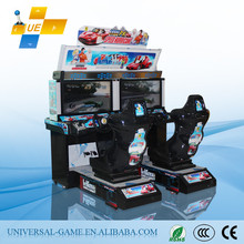2015 Out Run Electronic Racing Car Game Machine, Video Arcade Car Racing Game Machine, Electronic Video Arcade Car Racing