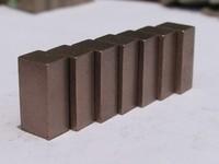 Diamond segment for cutting Granite Sandstone Lavastone Andesit Basalt Hot sell