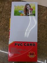 JOJO wholesale PVC CARD for Photo Paper
