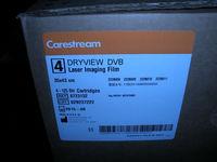 Kodak DVB DryView Laser Imaging Film (125sheet)