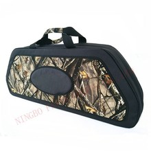 high quality camouflage archery bow bag hunting compound bow cases