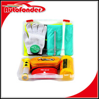 car safety kit/vehicle safety kit/roadside kit