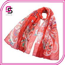 colorido alemana bufanda de venta al por mayor