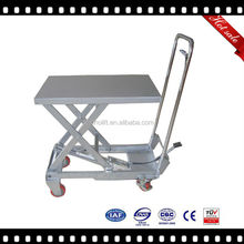 small scissor lift table 100kg