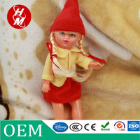 wholesale Top selling 20CM cute girl doll for kid, customized high quality baby doll, doll baby from OEM factory