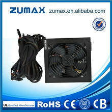 EUW750 750W atx power supply dual output 12v dc computer lots for sale