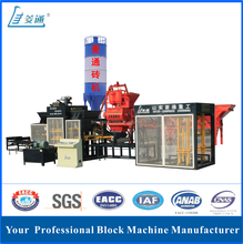 LTQT10-15 Brick and Block making Machine fully automatic, Hollow Brick Making Machine in China