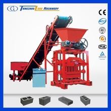 QTJ4-35 B2 machine block and brick maker