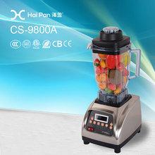 Professional design Stainless Steel Blad kitchen 2 speeds professional plastic jug blender