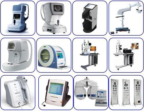 Ophthalmic Ultrasound B Сканирования Интегрирована Компьютера