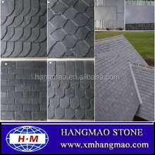 Hight quality cheap hot sale black slate for roofing prices