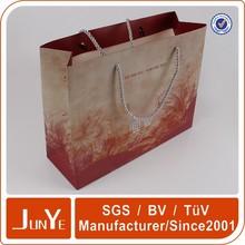 unique printable reusable luxury paper shopping bags