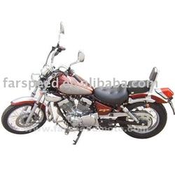 250cc EEC V-twin-cylinder motorcycle