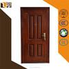 High quality security steel door,security camera for apartment door,security door with glazing
