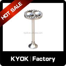 Comtemporary style wide curtain tieback J shaped 10 years superior factory