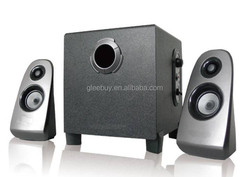 China supply Strong bass 2.1 home theater speaker systems