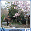 Hot Sale with high quality Aluminum Protection Residential house fence/iron mesh fence gate/Metal T Bar Fence