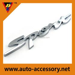 sport car parts buy car emblems with names