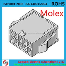 male wire to board molex 4.2mm pitch 5559 4p connector
